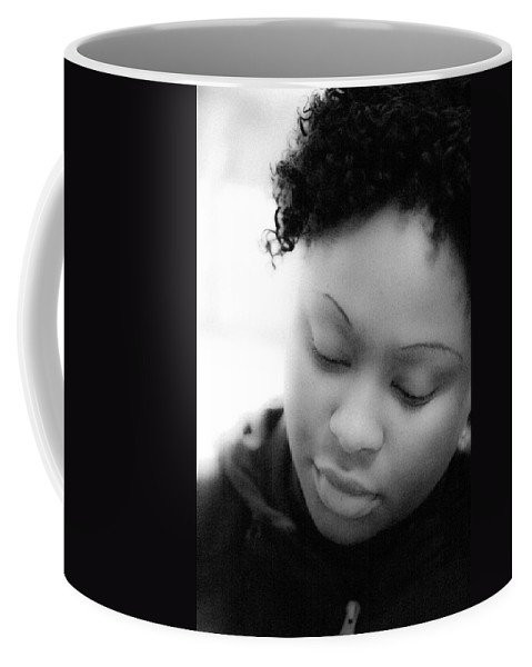 Amina Coffee Mug featuring the photograph Amina At Moliere by Hakon Soreide