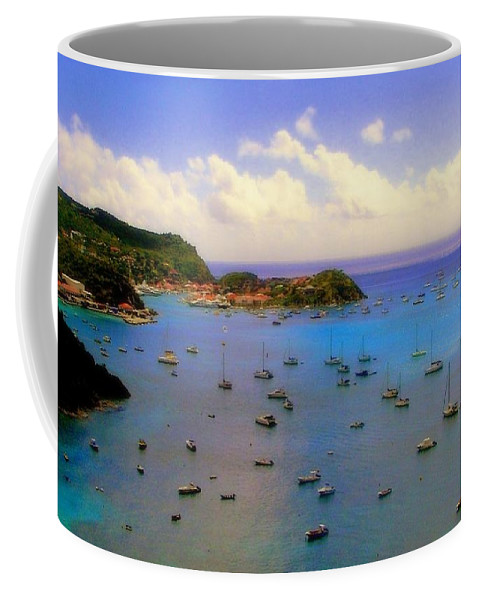 Anguilla Coffee Mug featuring the photograph Anguilla's Softness by Karen Wiles