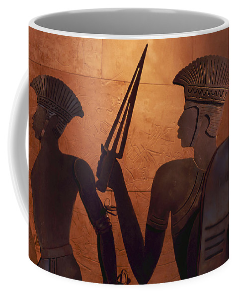 Ashkelon, Israel-philistine Exhibit Coffee Mug