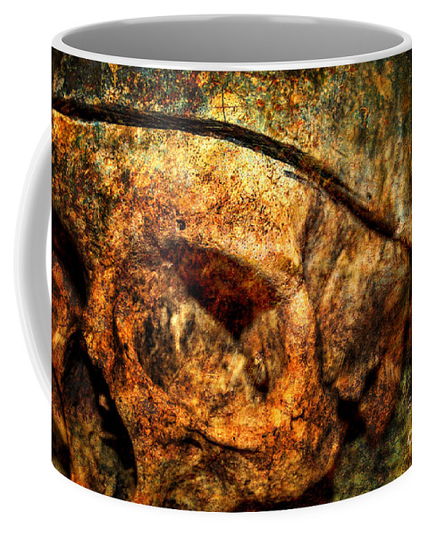 Autopsy Coffee Mug featuring the photograph Autopsy by Heather Applegate