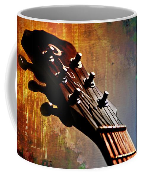 Autumn Rhapsody Coffee Mug featuring the photograph Autumn Rhapsody by Christopher Gaston