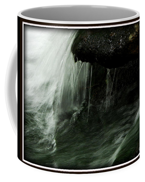 Babbling Coffee Mug featuring the photograph Babble by Priscilla Richardson