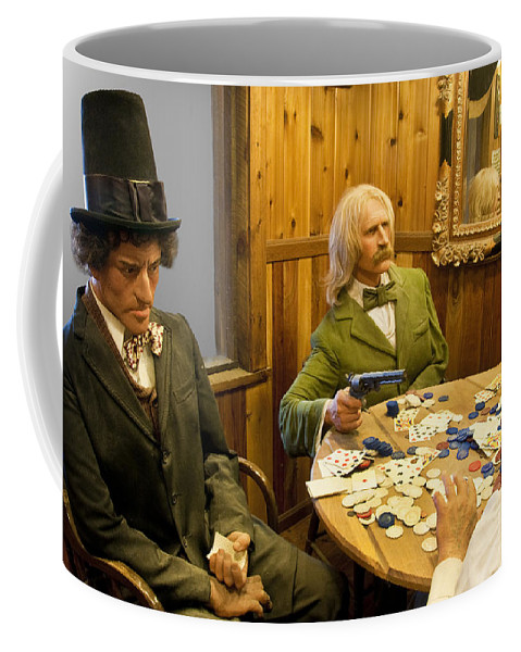 Impressionism Coffee Mug featuring the photograph Bad Guys by Paul Cannon