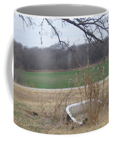 Coffee Mug featuring the photograph Bath Time by Amy Hosp