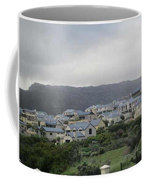 Houses Coffee Mug featuring the photograph Beautiful Residential by Vandna Mehta
