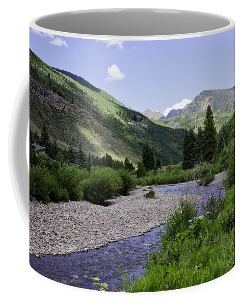 Vail Coffee Mug featuring the photograph Beautiful Vail - Colorado by Madeline Ellis