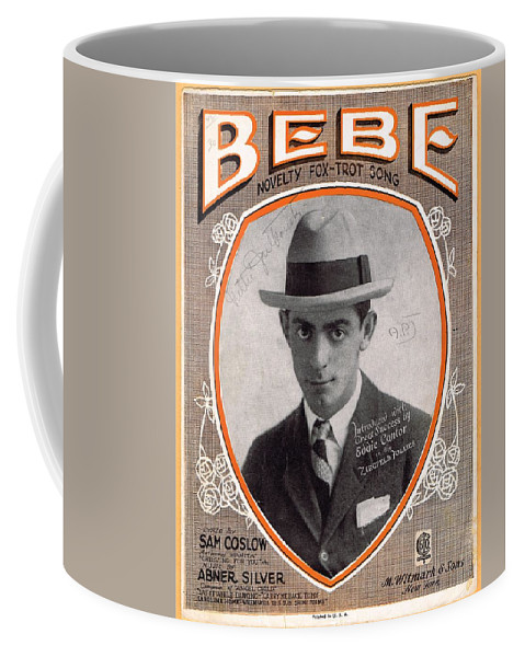 Classic Coffee Mug featuring the photograph Bebe by Mel Thompson