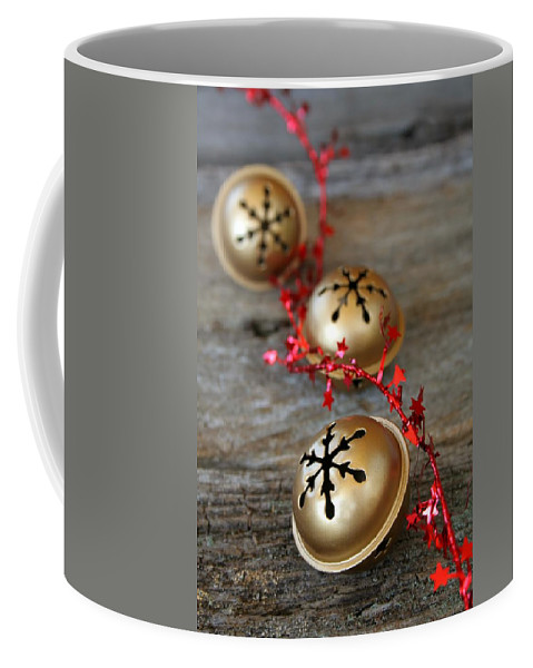 Bells Coffee Mug featuring the photograph Bells by Darren Fisher