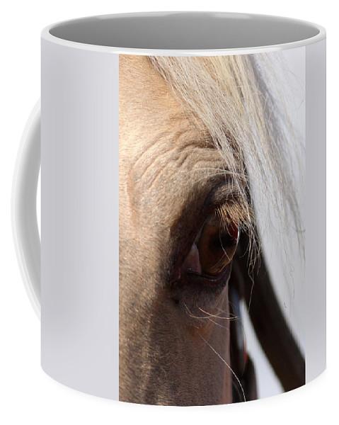 Horse Coffee Mug featuring the photograph Benson Mule Days by Travis Truelove