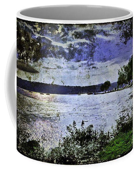 Landscape Coffee Mug featuring the photograph Beyond Time by Madeline Ellis