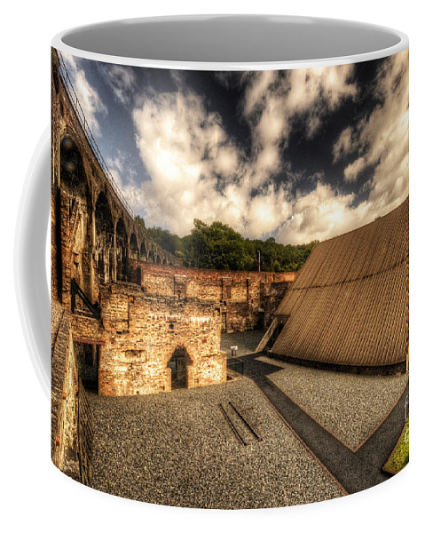 Blast Coffee Mug featuring the photograph Birthplace Of A Revolution by Rob Hawkins