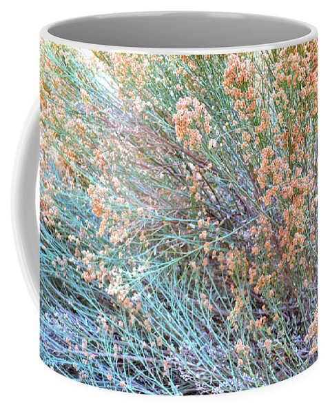 Wild Weeds Coffee Mug featuring the photograph Blowing In The Wind by Diane montana Jansson