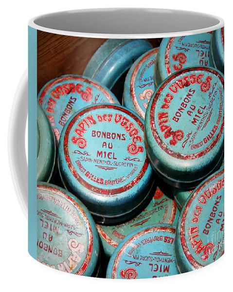 Bonbons Coffee Mug featuring the photograph Bonbons Au Miel by Lainie Wrightson