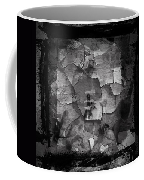 Photographs Framed Prints Coffee Mug featuring the photograph Boxed Note by The Artist Project