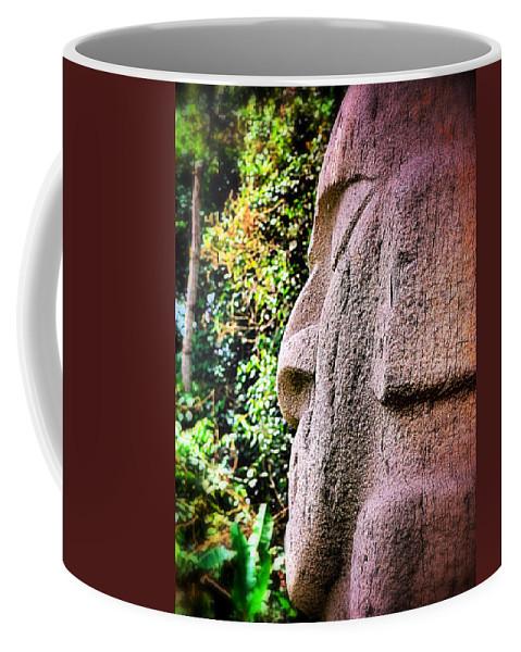 Buddha Nature Coffee Mug featuring the photograph Buddha Nature by Skip Hunt
