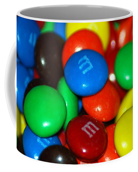 Candy Coffee Mug featuring the photograph Candy by Michael Merry