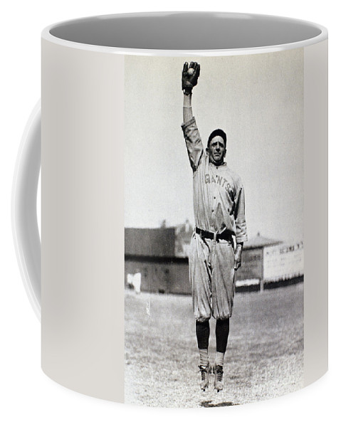 1920s Coffee Mug featuring the photograph Casey Stengel (1891-1975) by Granger