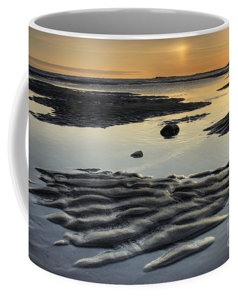 Cayton Coffee Mug featuring the photograph Cayton Bay Islands by Martin Williams
