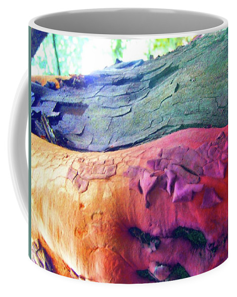 Nature Coffee Mug featuring the digital art Celebration by Richard Laeton