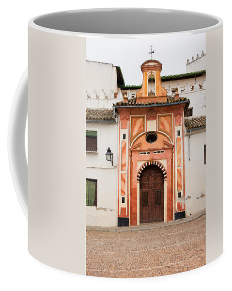 Cordoba Coffee Mug featuring the photograph Chapel Of Conception In Cordoba by Artur Bogacki