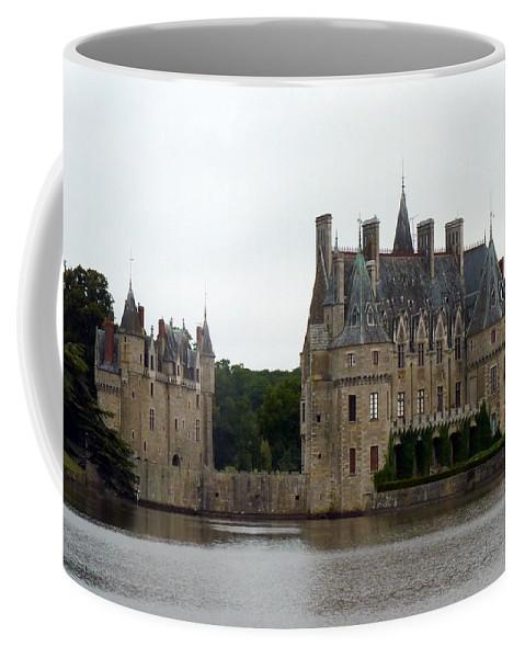 France Coffee Mug featuring the photograph Chateau De La Bretesche by Carla Parris