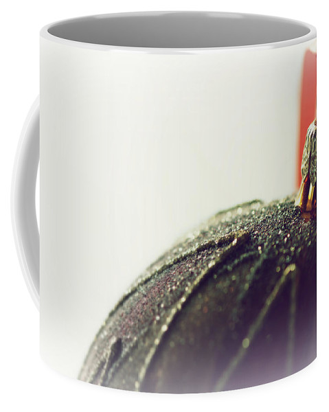 Christmas Coffee Mug featuring the photograph Christmas Past by Lisa Knechtel