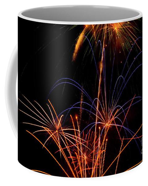 All Rights Reserved Coffee Mug featuring the photograph Coloring The Sky by Clayton Bruster