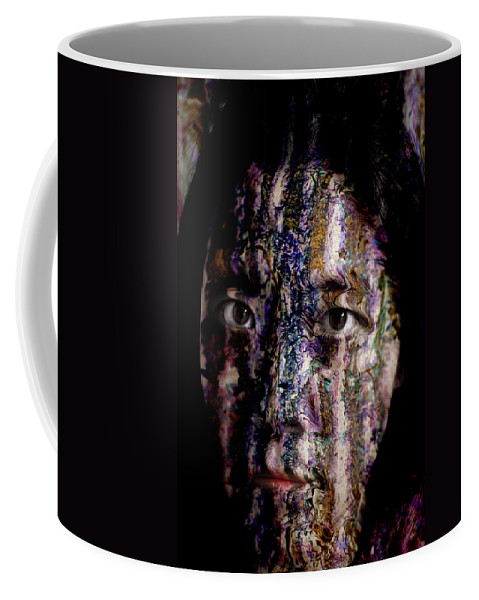 Colors Coffee Mug featuring the painting Colors Of The Wind by Christopher Gaston