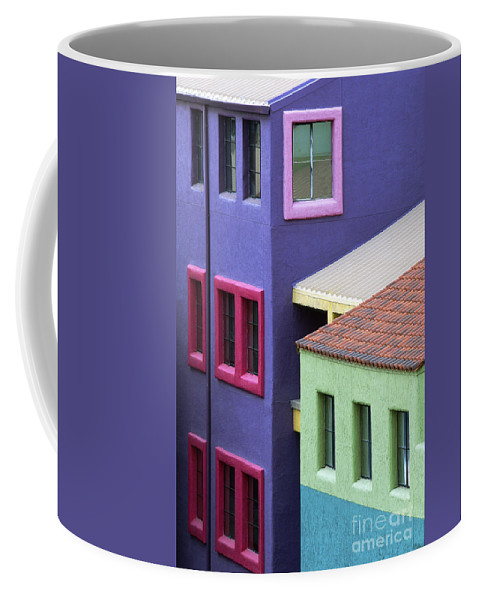 Bronstein Coffee Mug featuring the photograph Colors Of Tucson by Sandra Bronstein