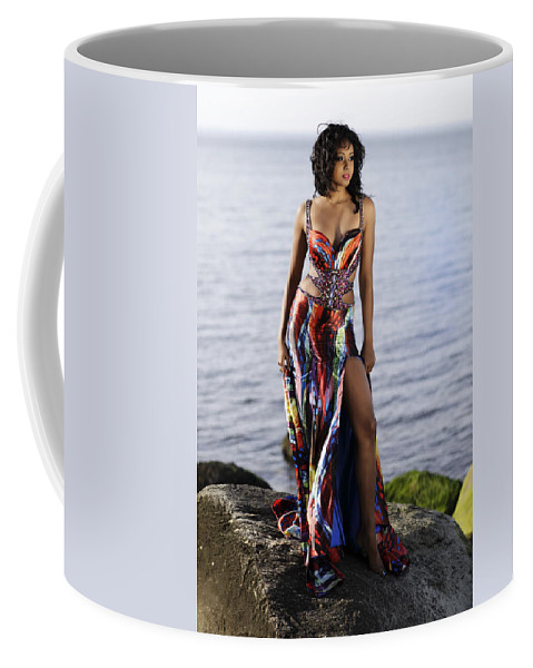 Female Coffee Mug featuring the photograph Colors by Rick Berk