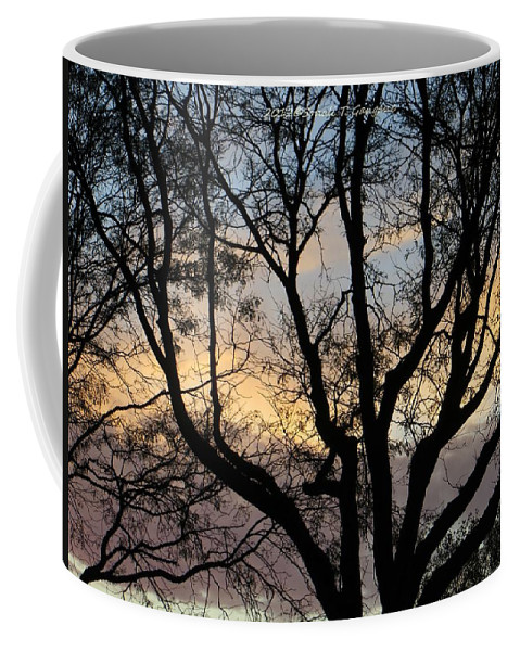 Evening About To Coffee Mug featuring the photograph Colours Of The Dusk by Sonali Gangane