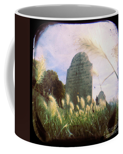 Cemetery Coffee Mug featuring the photograph Concilation by Andrew Paranavitana