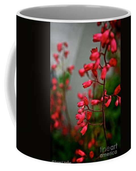 Plant Coffee Mug featuring the photograph Coral Bells by Susan Herber