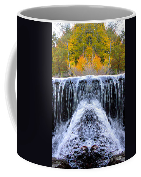 Coffee Mug featuring the photograph Creation 259 by Mike Nellums
