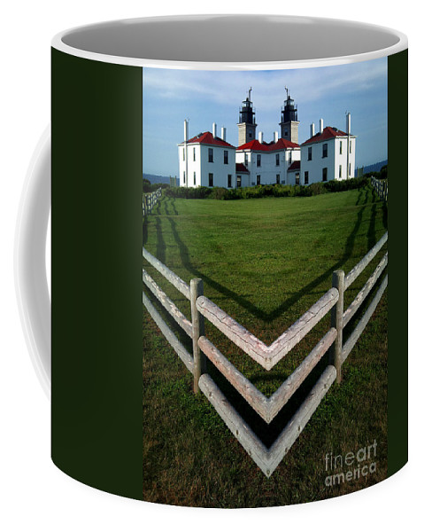 Coffee Mug featuring the photograph Creation 269 by Mike Nellums
