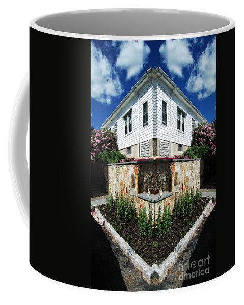Coffee Mug featuring the photograph Creation 283 by Mike Nellums