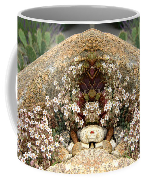 Coffee Mug featuring the photograph Creation 286 by Mike Nellums