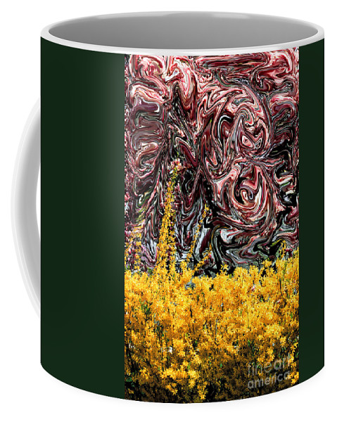 Spring Coffee Mug featuring the photograph Dali Spring 4 by Mike Nellums