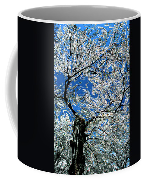 Spring Coffee Mug featuring the photograph Dali Spring 5 by Mike Nellums