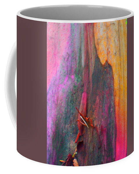 Nature Coffee Mug featuring the digital art Dance For The Earth by Richard Laeton