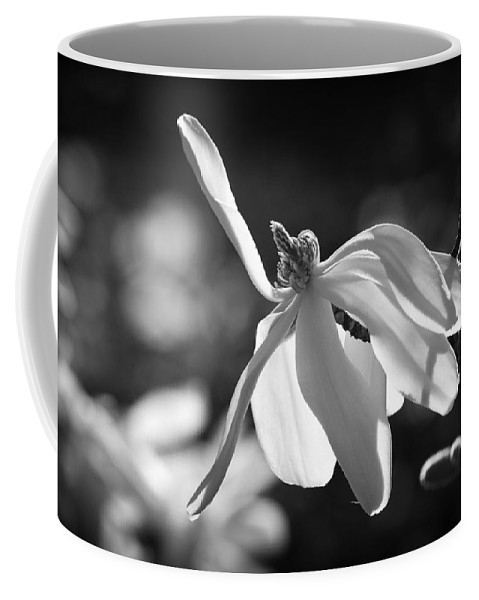 Clare Bambers Coffee Mug featuring the photograph Dancing Lady. by Clare Bambers