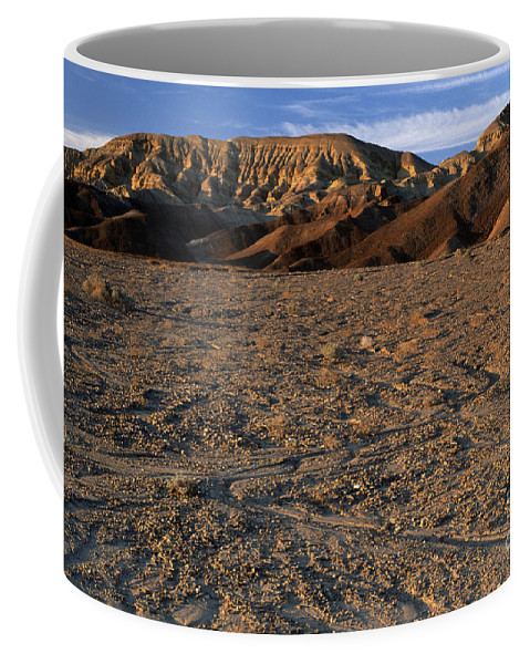Sandra Bronstein Coffee Mug featuring the photograph Death Valley by Sandra Bronstein