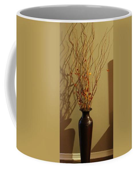 Decor Coffee Mug featuring the photograph Decor by Debbie Levene