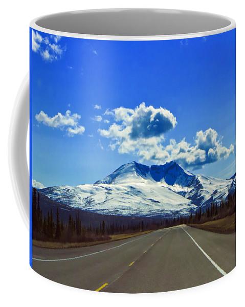 Alaska Coffee Mug featuring the photograph Denali Highway by Rick Berk