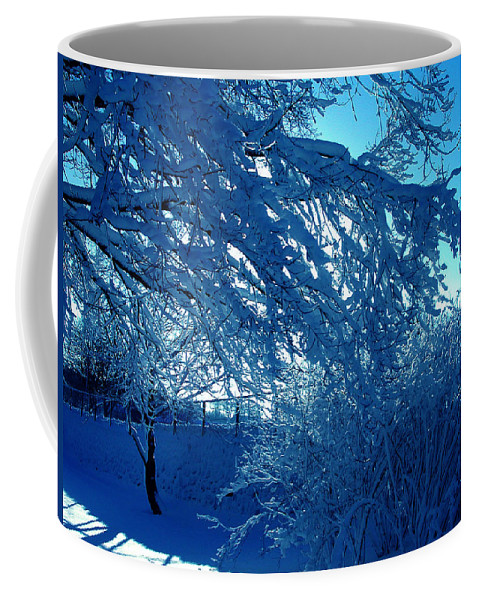 Colette Coffee Mug featuring the photograph Denmark In Winter by Colette V Hera Guggenheim