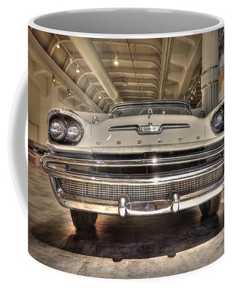 Coffee Mug featuring the photograph Desoto Dearborn Mi by Nicholas Grunas