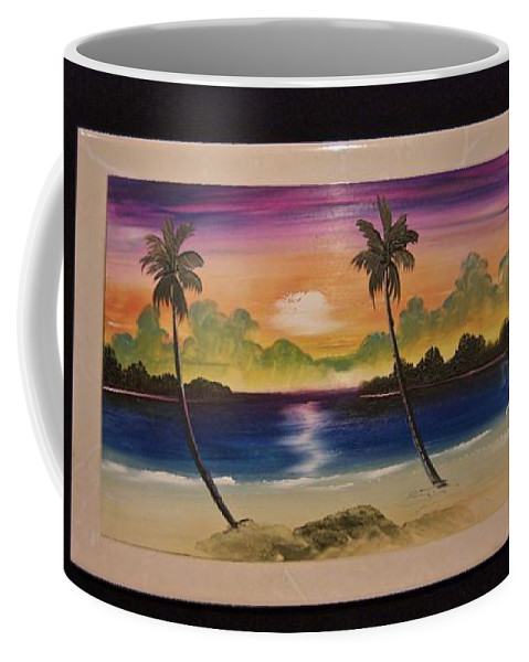 Coffee Mug featuring the photograph Dsc 3692 by Michael Peychich