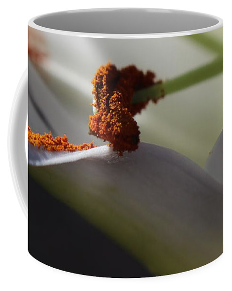 Floral Coffee Mug featuring the photograph Easter Lily by Kume Bryant