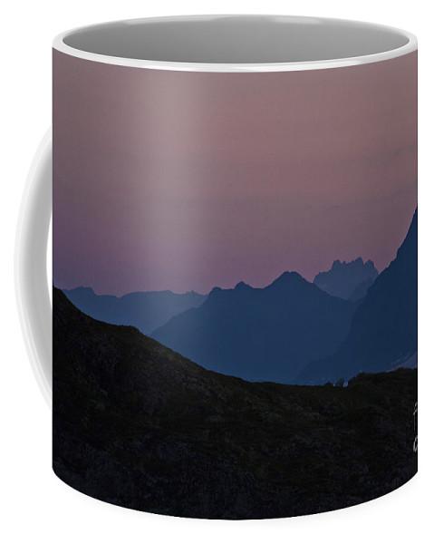 Europe Coffee Mug featuring the photograph Evening Mood by Heiko Koehrer-Wagner