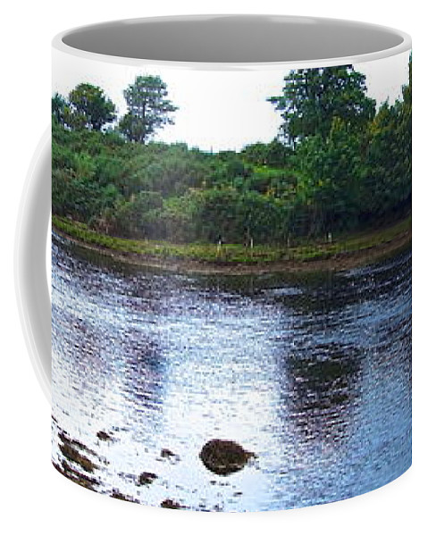 Sony Coffee Mug featuring the photograph Faithful Bridges Of Ireland by Charlie and Norma Brock